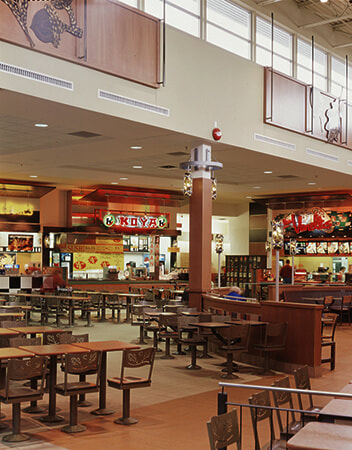 Seven Oaks Mall - Food Court