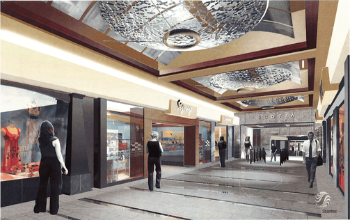 Scotia Centre Mall - Concept
